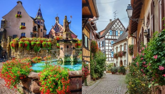Eguisheim França