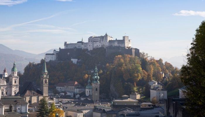 Fortaleza de Honensalzburg