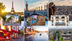Souvenir Paris