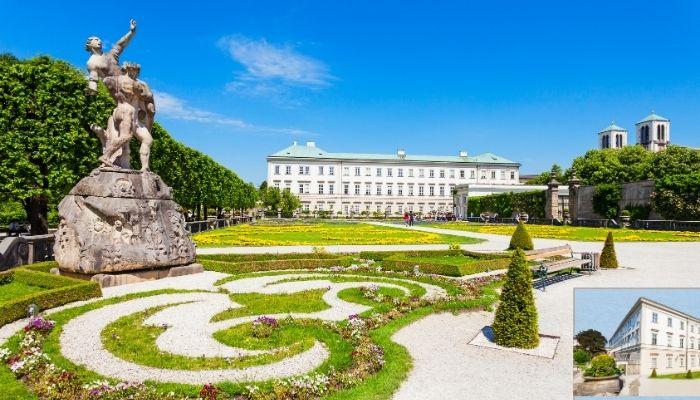 Palácio Mirabell