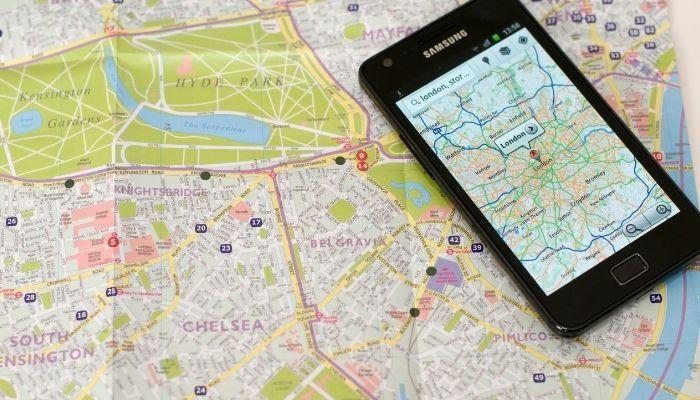 Vantagens do Google Maps