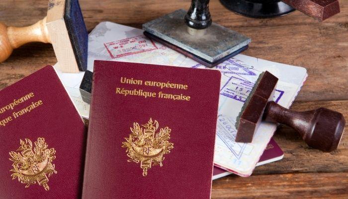 Precisa de visto para entrar na França