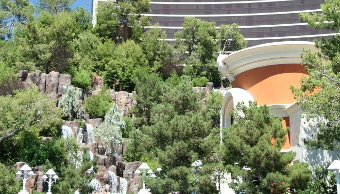 Visitar os famosos hotéis Las Vegas