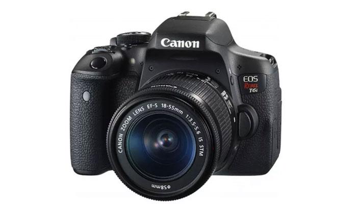 camera-Canon-T6i