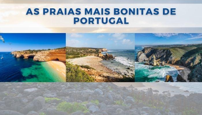 As praias mais bonitas de Portugal
