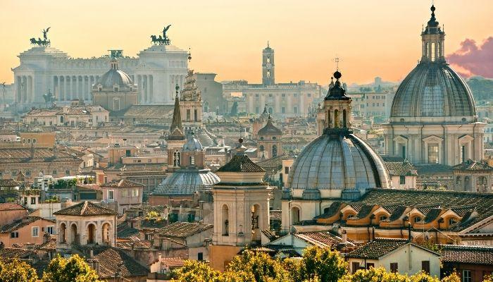 Lugares para visitar em Roma