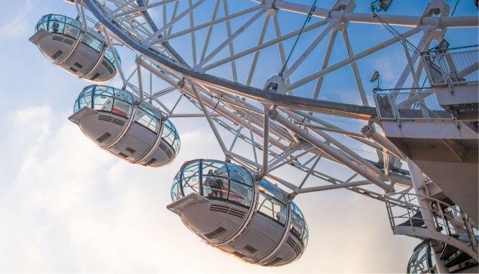 O que é a London Eye