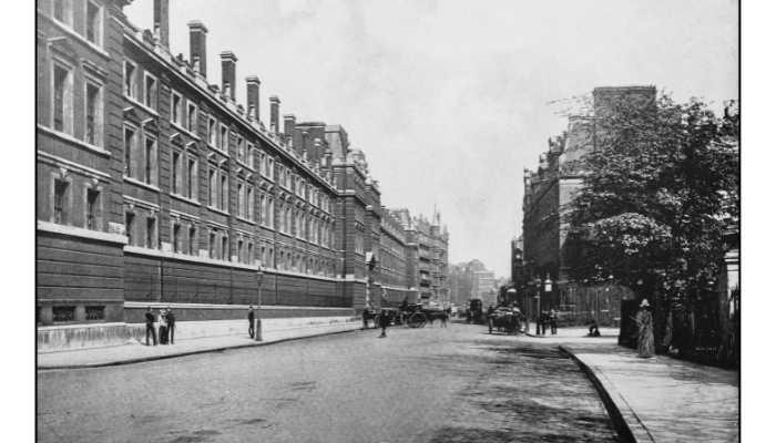Depósito Knightsbridge em Londres
