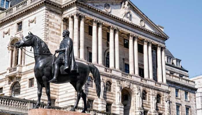 Bank of England, em Kent, na Inglaterra